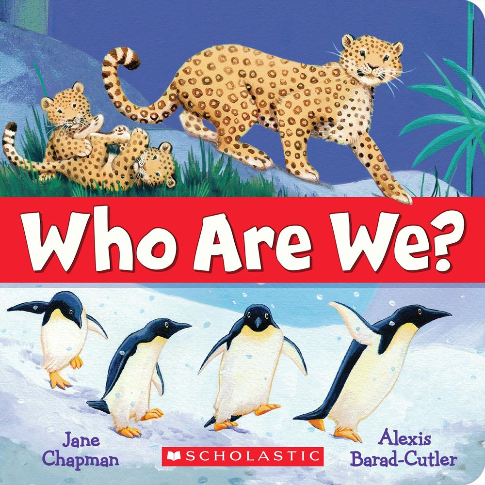 Story Time with Alexis Barad-Cutler (author of Who Are We?: An Animal Guessing Game)