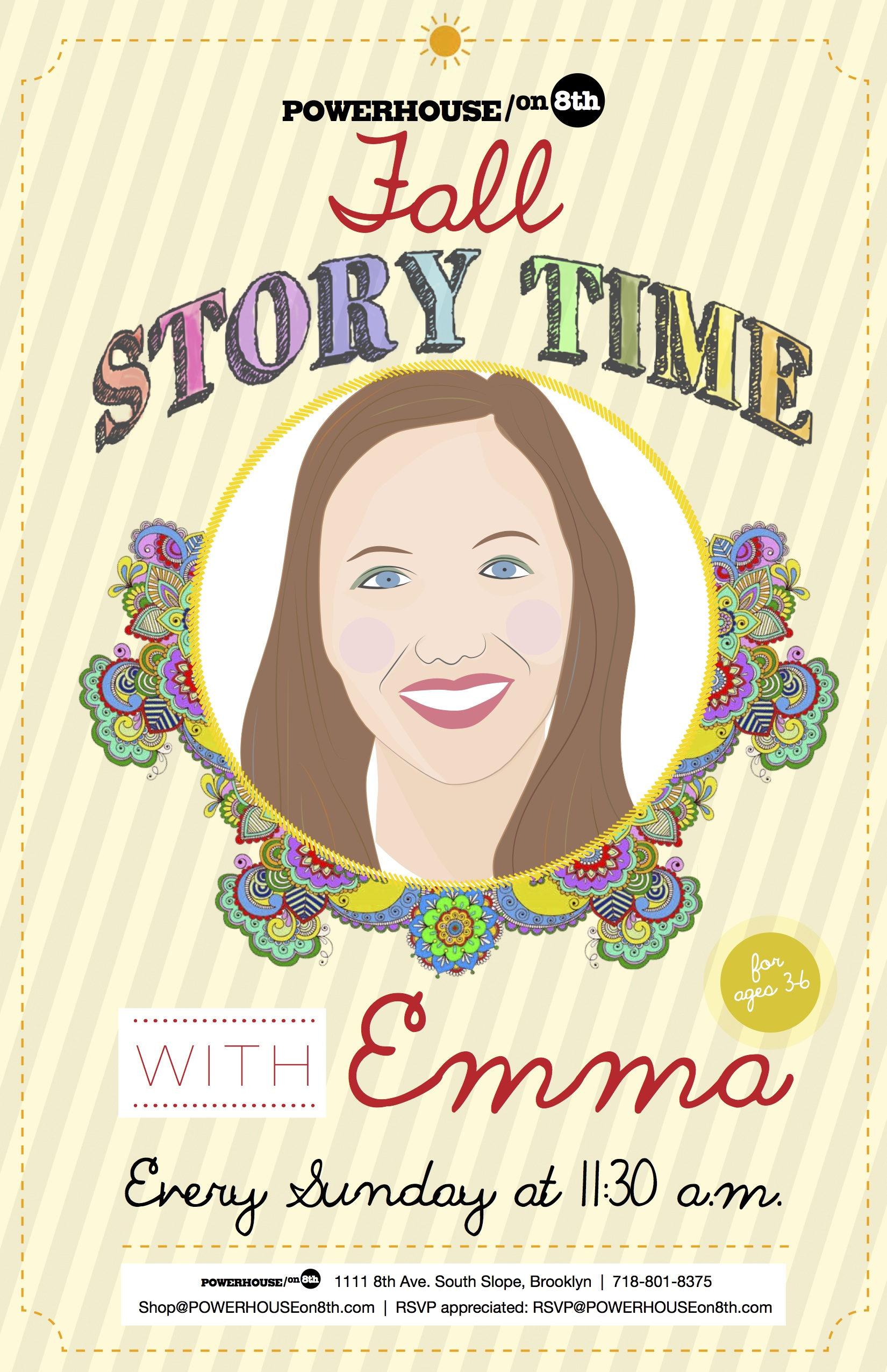 Story Time with Miss Emma