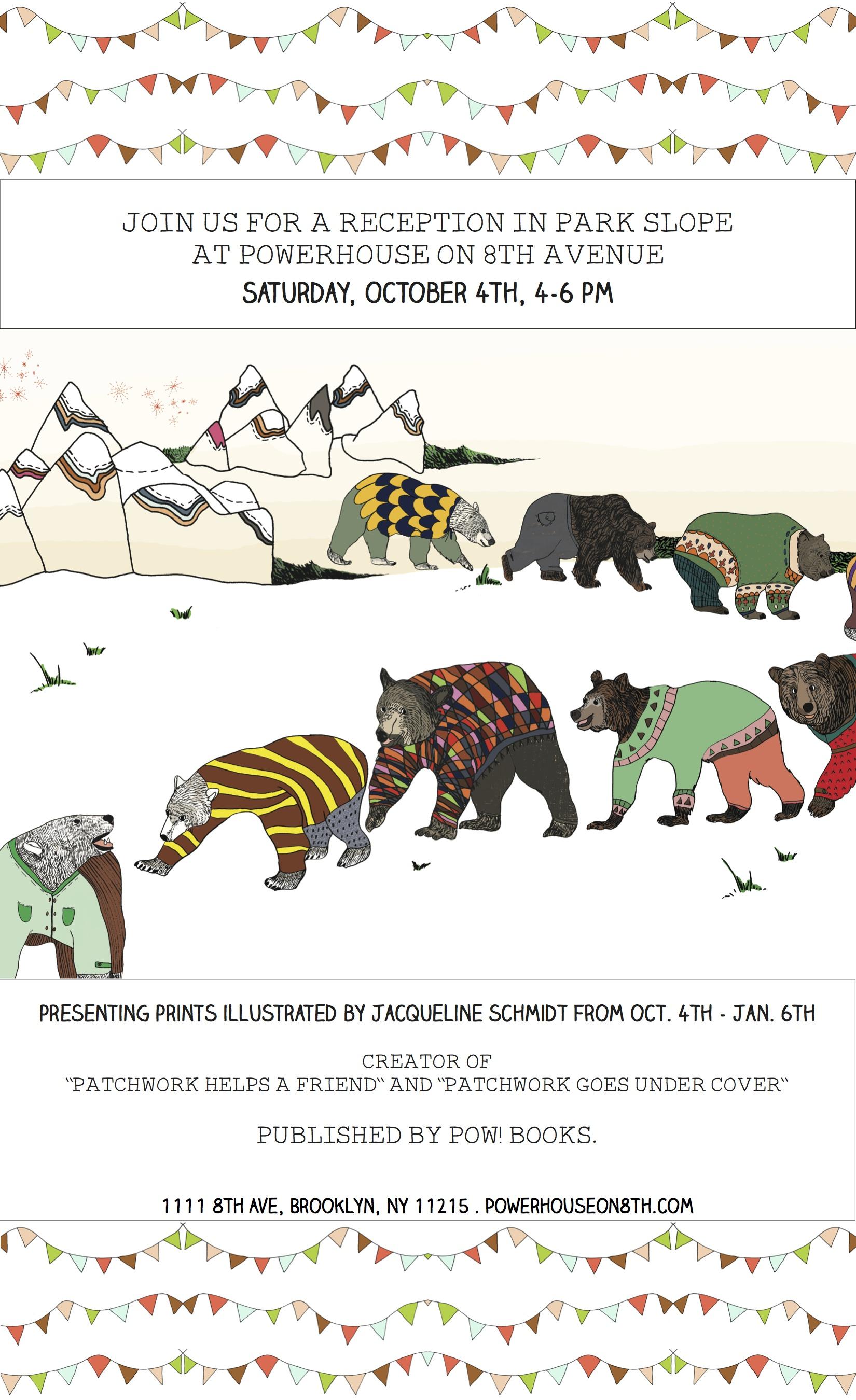 Art Exhibition Reception: The Drawings of Jacqueline Schmidt