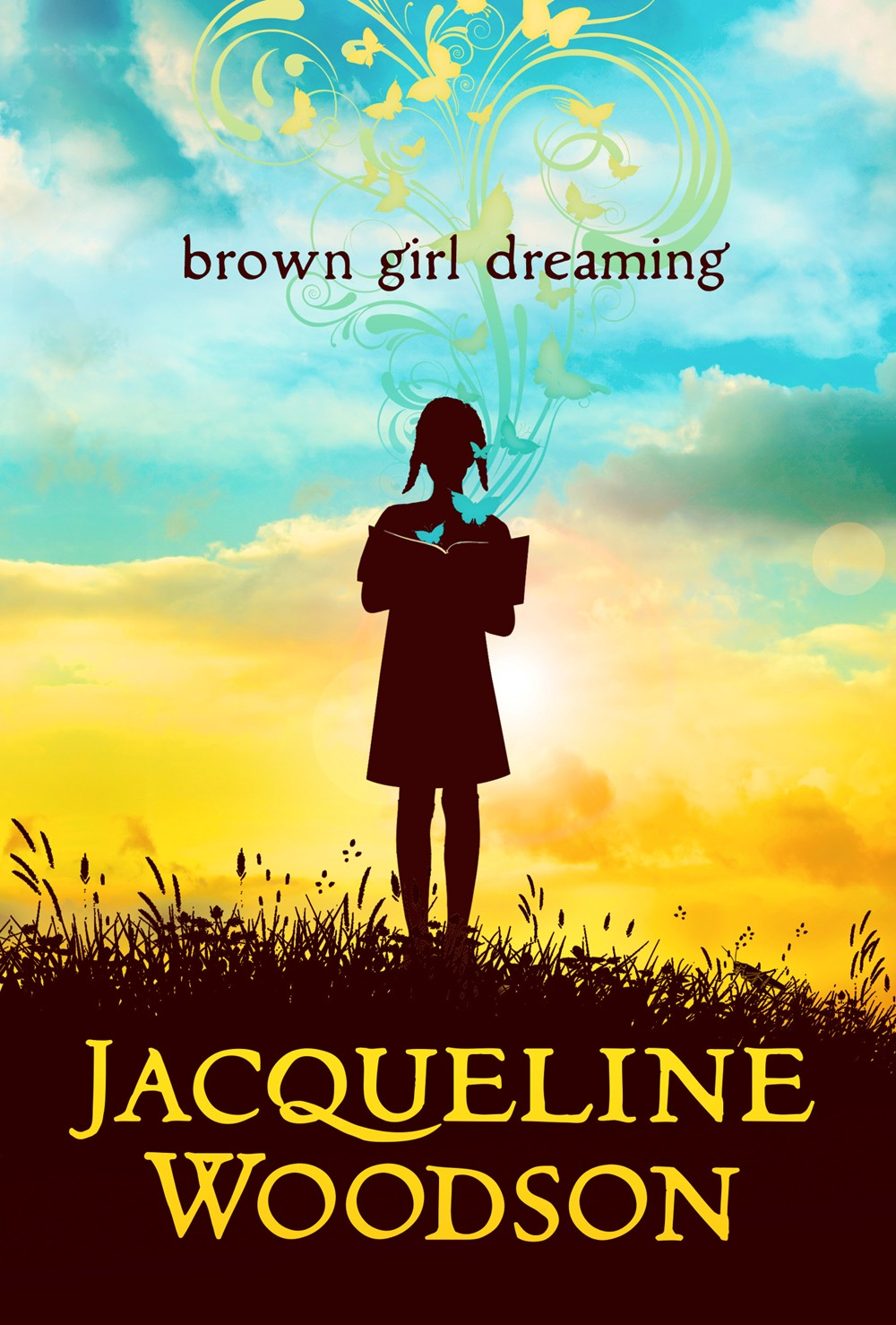Middle Grade Book Club: Brown Girl Dreaming by Jacqueline Woodson