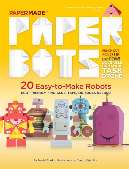 powerHouse Books Launch: Paper Bots by PaperMade