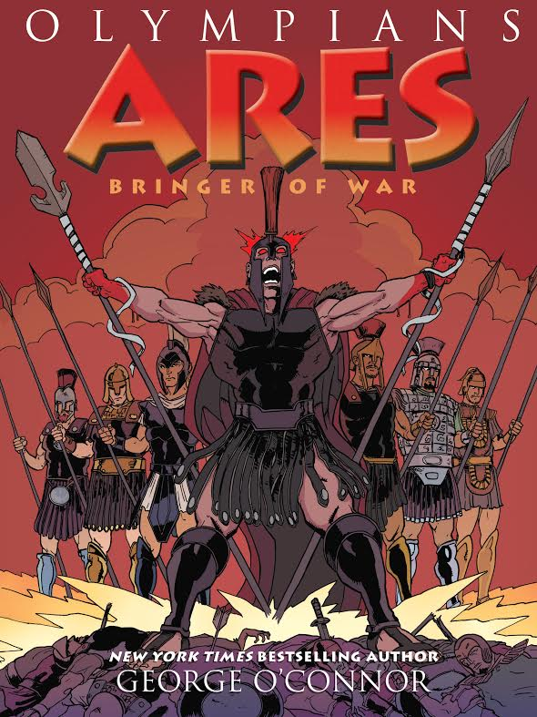 Book Launch: Ares: Bringer of War by George O'Connor