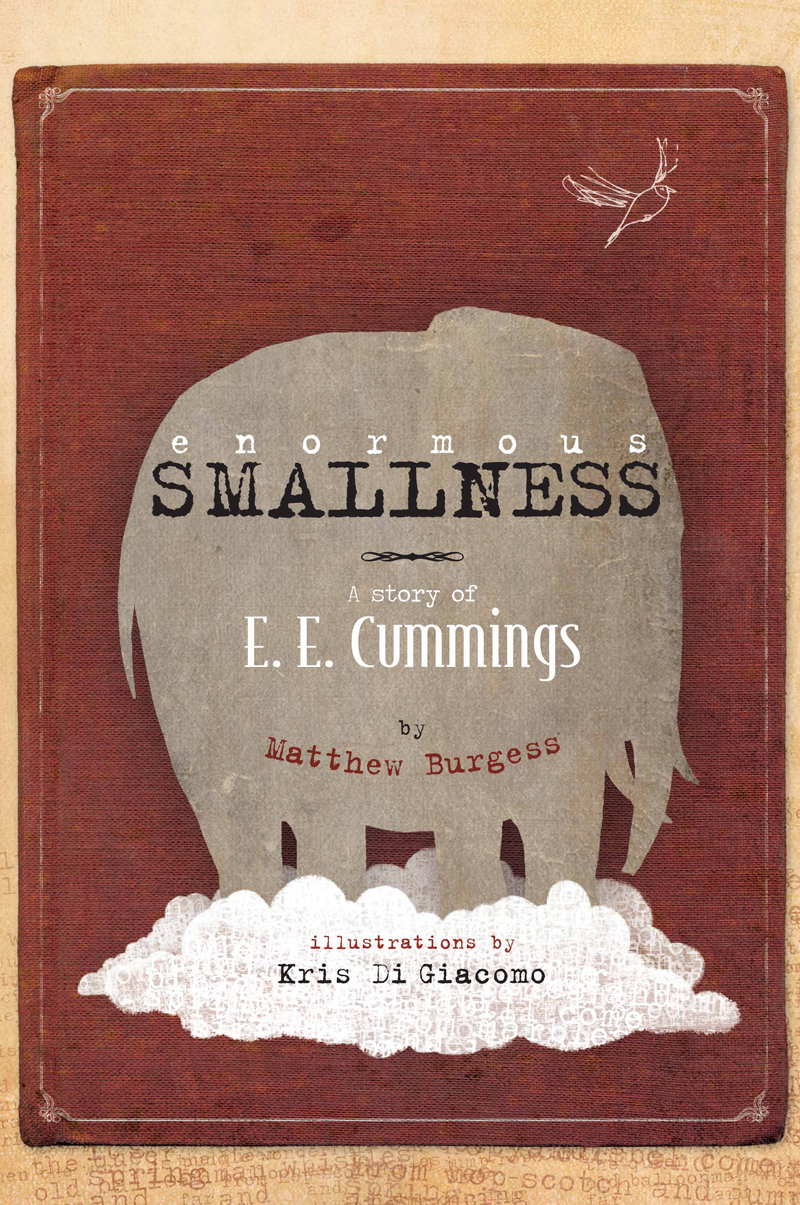 Sunday Story Time with Kris Di Giacomo and Matthew Burgess (authors of enormous Smallness)
