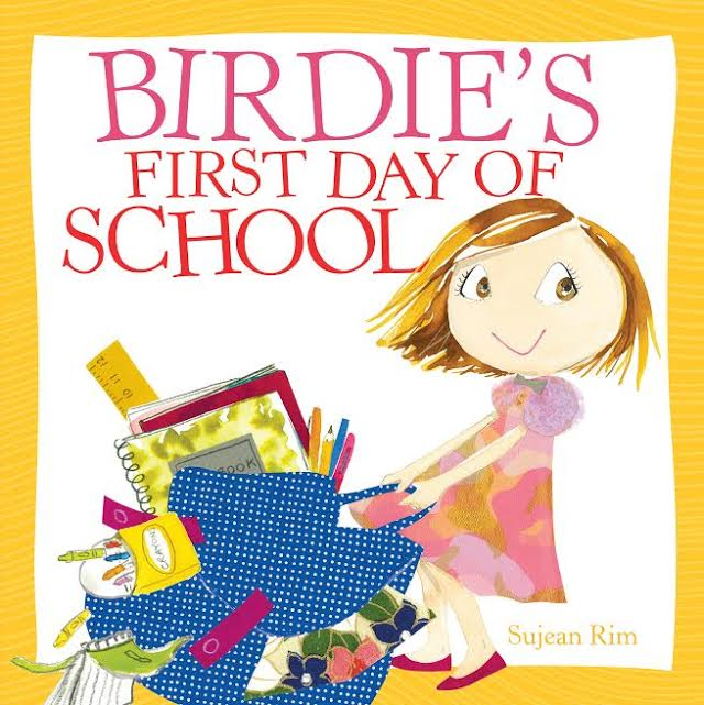 Sunday Story Time with Sujean Rim (author of Birdie's First Day of School)