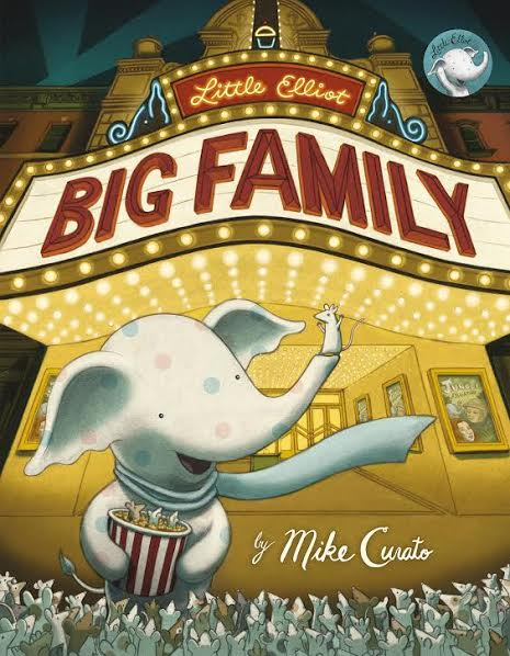 Sunday Story Time with Mike Curato (author of Little Elliot, Big Family)