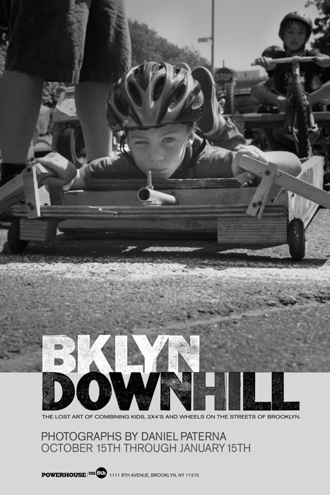 Photo Exhibition Opening: Bklyn Downhill by Daniel Paterna