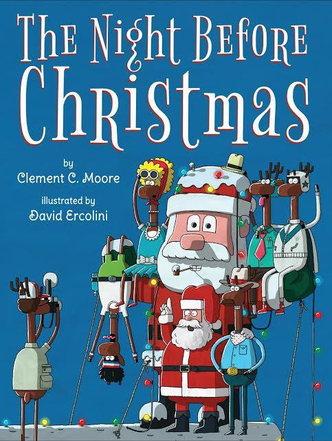 Sunday Story Time with David Ercolini (illustrator of The Night Before Christmas)