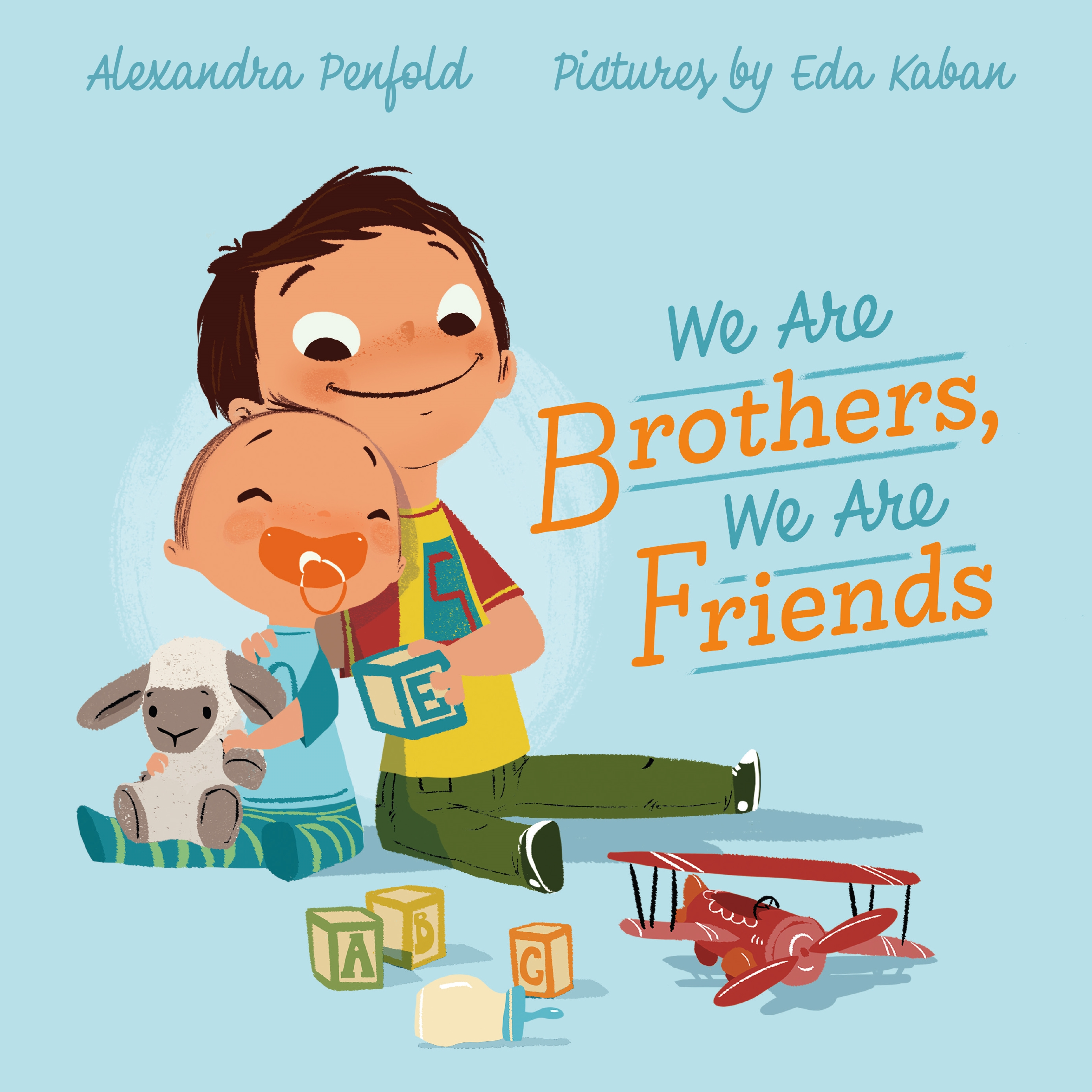 Sunday Story Time with Alexandra Penfold (Author of We Are Brothers, We Are Friends)