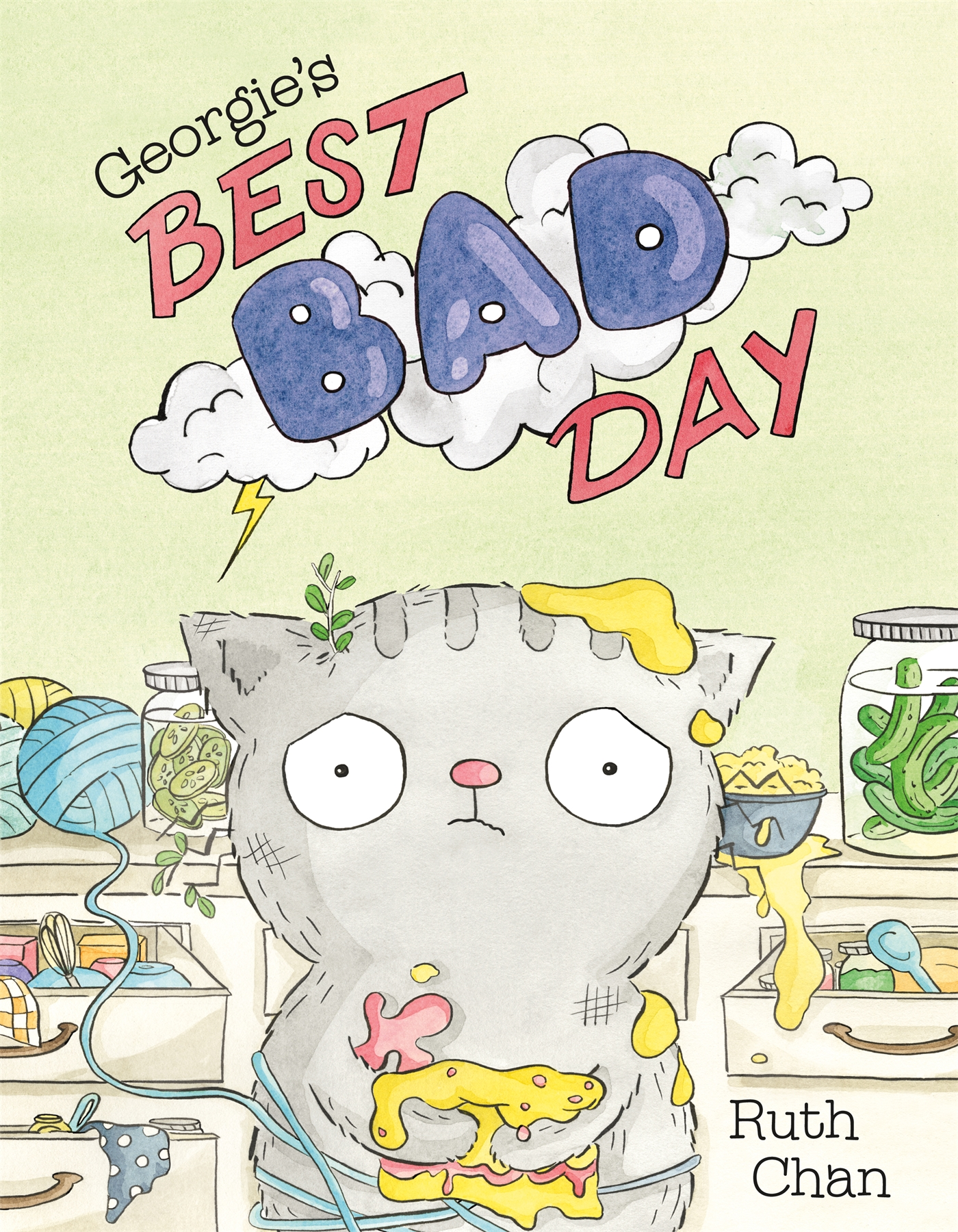 Sunday Story Time with Ruth Chan (Author & Illustrator of Georgie's Best Bad Day)