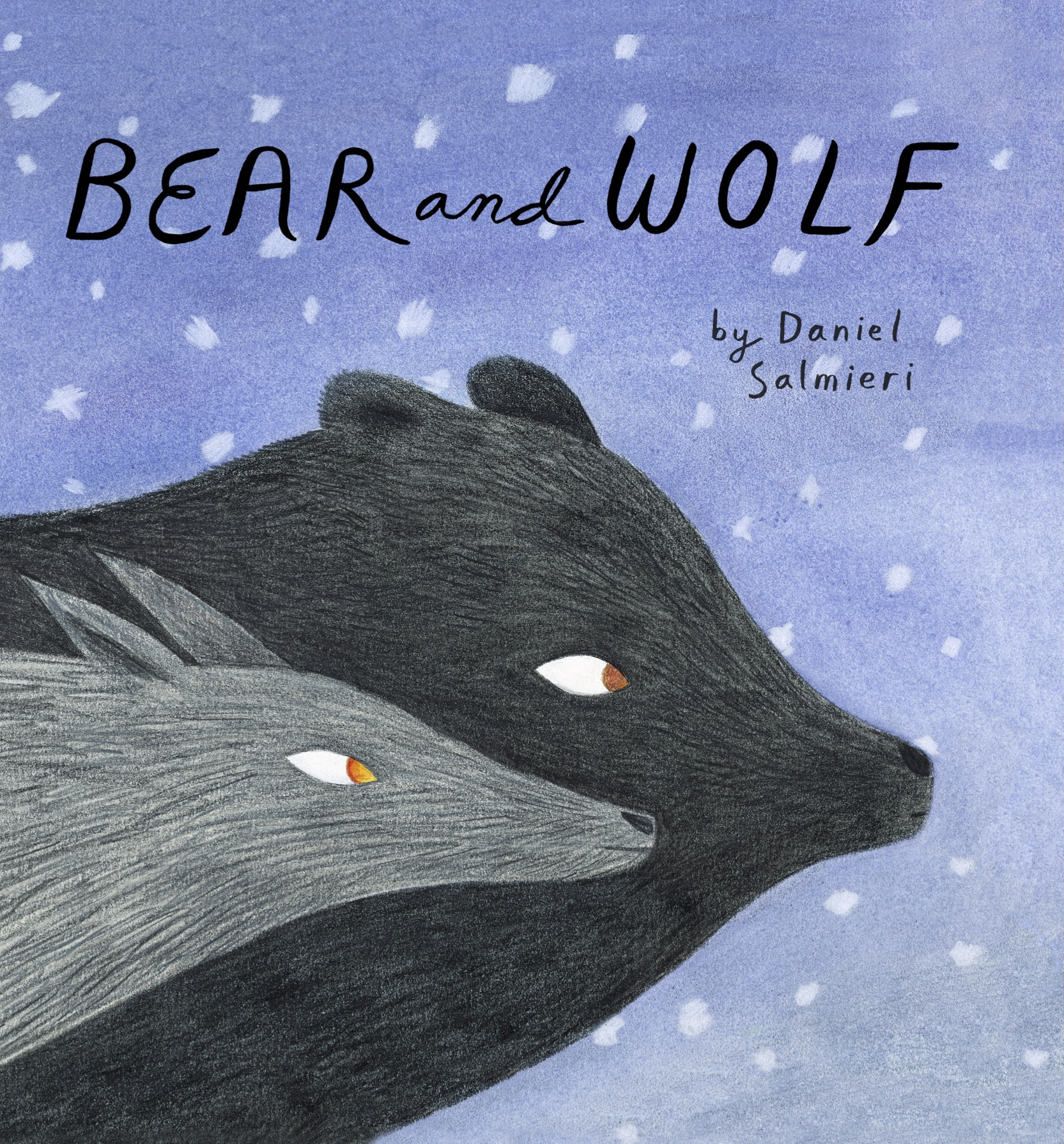 Sunday Story Time with Daniel Salmieri (Author & Illustrator of Bear and Wolf)