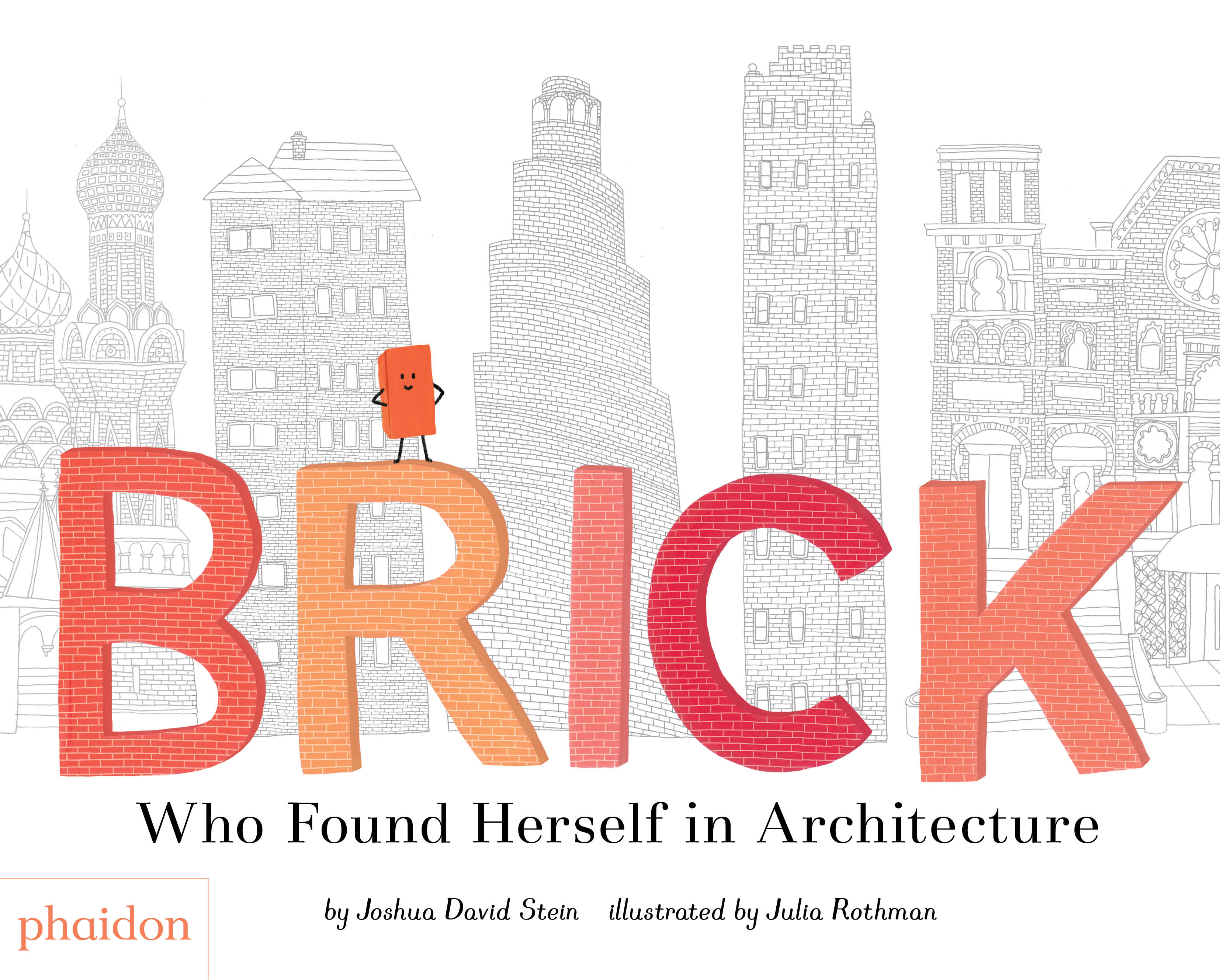 Sunday Story Time with Julia Rothman (Illustrator of Brick: Who Found Herself in Architecture)