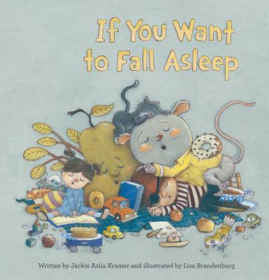 Sunday Story Time with Jackie Azua Kramer (Author of If You Want to Fall Asleep)