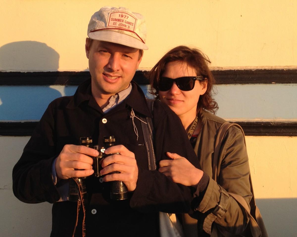 Jason Fulford and Tamara Shopsin